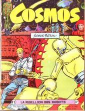 Cosmos (1re série) -3- La rébellion des robots