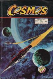 Cosmos (2e série) -43- Les évadés de Disciplina