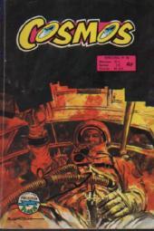 Cosmos (2e série) -46- La comète écarlate