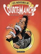 Courtemanche (Les aventures de) -1'- Les Aventures de Courtemanche