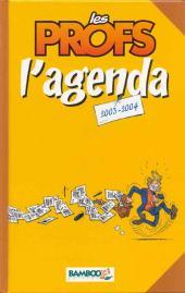 Les profs -HS- Agenda 2003-2004