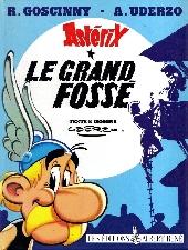 Astérix -25- Le Grand Fossé