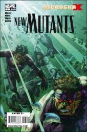 New Mutants (2009) -7- Necrosha part 2 : Trojan