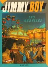Jimmy Boy -2- Les rebelles