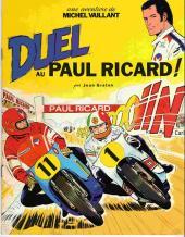 Michel Vaillant -04Pub- Duel au Paul Ricard !