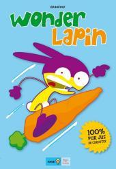 Wonder Lapin -1- 100 % pur jus de carottes