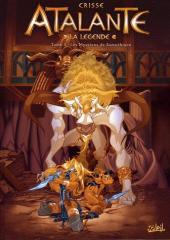 Atalante - La Légende -3b- Les Mystères de Samothrace