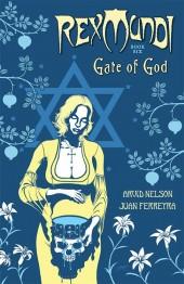 Rex Mundi (2006) -INT06- Gate of god