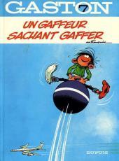 Gaston -7a1990- Un gaffeur sachant gaffer