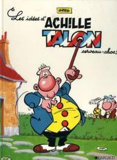 Achille Talon -1c89- Les idées d'Achille Talon cerveau-choc !