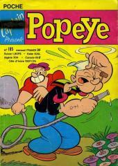 Popeye (Cap'tain présente) -185- Le Gendre du corsaire noir
