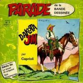 Parade de la bande dessinée -1- Dakota Jim
