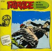 Parade de la bande dessinée -7- Johnny Hazard - Cisco Kid