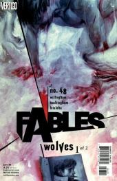 Fables (2002) -48- Wolves, part 1 of 2