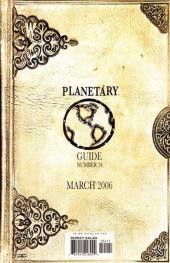 Planetary (1999)