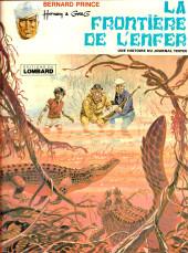 Bernard Prince -3b1978- La frontière de l'enfer