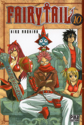 Fairy Tail -10- Tome 10