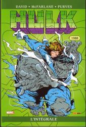 Hulk (L'intégrale) -3- Hulk : l'intégrale 1988