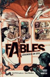 Fables (avec couverture souple) -1a- Légendes en exil