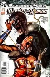Blackest Night: Wonder Woman (2010) -1- Blackest Night part 1 : the living