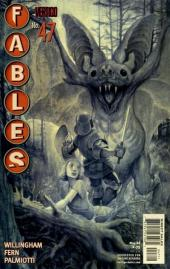 Fables (2002) -47- The ballad of Rodney and June (part 2 of 2)