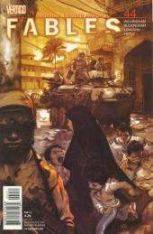 Fables (2002) -44- Arabian nights (and days), chapter three: back to baghdad