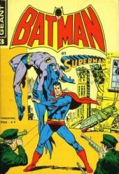 Batman et Superman Géant (Sagédition) -3- Celui qui vint d'un monde disparu
