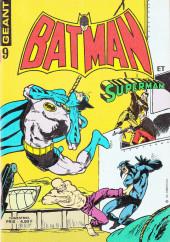 Batman et Superman Géant (Sagédition) -9- Le Quadrilatère des Caraïbes
