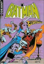 Batman et Superman Géant (Sagédition) -11- Le troisième visage