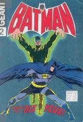 Batman Géant (Sagédition - 1re série) -2- L'homme aux dix yeux