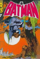 Batman Géant (Sagédition - 1re série) -7- Présomption n'est pas preuve !
