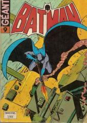 Batman Géant (Sagédition - 1re série) -9- L'homme au foulard