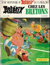 Astérix -8b1972- Astérix chez les Bretons
