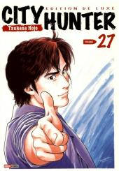 City Hunter (édition de luxe) -27- Volume 27