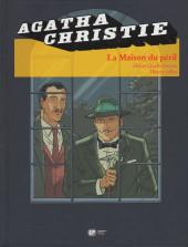 Agatha Christie (Emmanuel Proust Éditions) -19- La maison du péril
