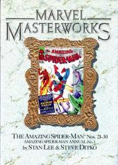 Marvel Masterworks (1987) -10- The Amazing Spider-Man n°21-30 & Amazing Spider-Man annual n°1