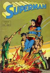 Superman Bimestriel (Sagédition) -5- Etrangers go home