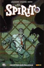 Le spirit (DC heroes) -4- Meurtres sur pellicule