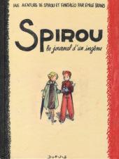 Spirou et Fantasio par... (Une aventure de) / Le Spirou de... -4TL2- Le journal d'un ingénu