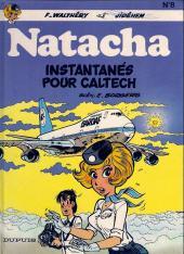 Natacha -8a1988- Instantanés pour Caltech