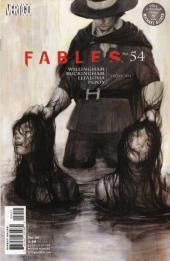 Fables (2002) -54- Sons of the empire, part three: the burning times; a thorn in their side?