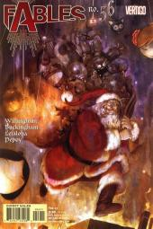Fables (2002) -56- Jiminy christmas