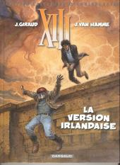 XIII -18TL- La version irlandaise