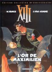 XIII -17TL- L'or de Maximilien