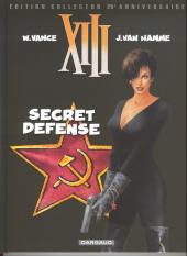 XIII -14TL- Secret défense