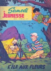 Samedi Jeunesse -72- L'île aux fleurs