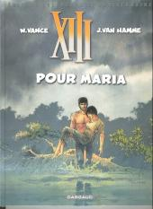 XIII -9TL- Pour Maria
