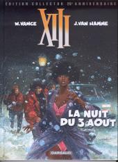 XIII -7TL- La nuit du 3 août