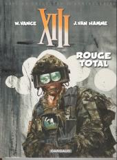 XIII -5TL- Rouge total