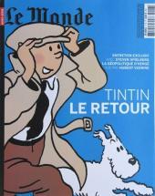Tintin - Divers - Tintin - le retour